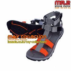 Harga Suzuran Sandal Gunung High Land Mr2 Grey W Grey Orange Suzuran