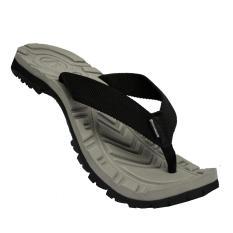 Jual Sandal Gunung Nordhaus Flip Flops X2 Grey W Black Branded Murah