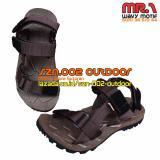 Toko Suzuran Sandal Gunung Slop X Mr1 Brown Online