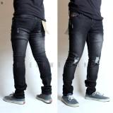 Review Toko Sw Celana Jeans Panjang Pria Best Seller Premium Blackwash