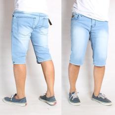 Beli Sw Celana Jeans Pria Pendek Bioblitz Nyicil