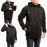Jual Sw Jaket Parka Pria Army Online Indonesia