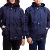 Toko Sw Jaket Pasangan Anti Air Best Seller Navy Online