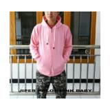 Review Toko Sw Jaket Sweater Hoodie Pria Baby Pink