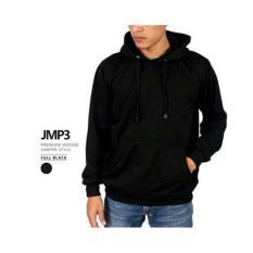 Toko Sw Jaket Sweater Hoodie Pria Hitam Terlengkap Jawa Barat