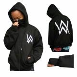Spesifikasi Sweater Anak 7 S D 10 Tahun Alan Walker Ninja Fleece Tebal Hitam Lengkap Dengan Harga