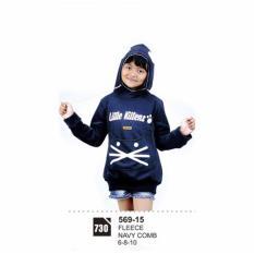 Dapatkan Segera Sweater Anak Perempuan Azzura 569 15 Navy