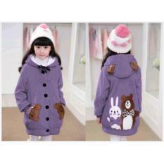 Beli Sweater Anak Perempuan Lt Sweater Kids Funny Purple Online Dki Jakarta