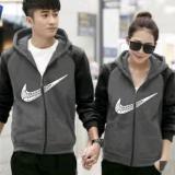 Jual Sweater Couple Qing Zipper Ba Babyterry Chakie Store 99 Asli