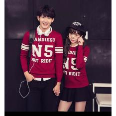 Harga Sweater Couple Sandiego Couple Store Cs Asli
