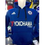 Review Terbaik Sweater Hoodie Chelsea C 131 Jumper The Blues Fans Club Biru Polos