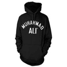 Jual Sweater Hoodie Muhammad Ali Hitam Online Dki Jakarta