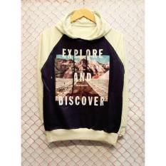 Jual Sweater Hoodie Pria Sweater Pria Distro Sweater Pria Hoddie Kombinasi Sablon Ajoe Clothing Grosir