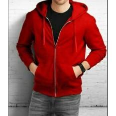 Promo Ultimoshion Sweater Hoodie Zipper Polos Akhir Tahun
