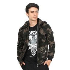 Spesifikasi Sweater Jaket Hoodie Pria Cbr Six Isc 313