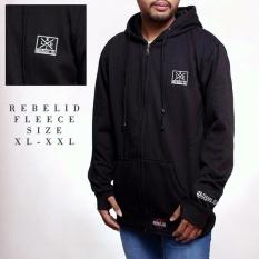 Harga Sweater Jumbo Pria Finger Rebel Id Hitam Premium Sweater Rajut Online