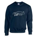 Harga Sweater Paul Walker Biru Dongker Satu Set