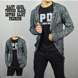 Spek Sweater Rajut Ariel Rajut Twoton Ariel Black Jawa Barat