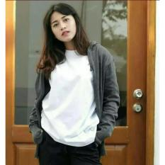 Sweater Rajut Ariel/Sweater Rajut Greenlight Abu/Fashion Wanita