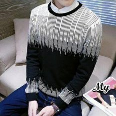 Review Sweater Rajut Pria Keren Model Vintage Gradasi Tribal Sweater Rajut Di Jawa Timur