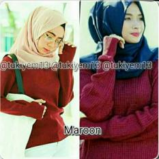 Jual Sweater Rajut Roundhand Multi Murah