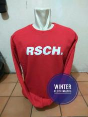 SWEATER RSCH(S-M-L-XL) WARNA MERAH
