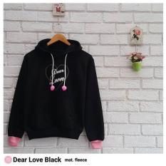 Jual Beli Online Sweater Wanita F Jaket Hoodie Dear Love