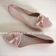 Beli Sweet Jelly Shoes Warna Mocca Online Terpercaya