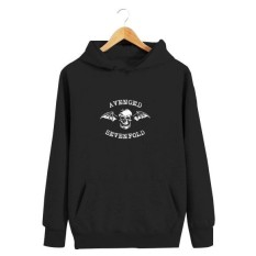 sweter hoodie band avenged sevenfold cotton fleece import premium