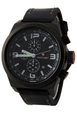 Dimana Beli Swiss Army Chronograph Series Sa 3026M Bl Wh Jam Tangan Pria Hitam Kulit Swiss Army