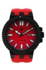 Jual Swiss Legend Jam Tangan Pria Merah Silicone Strap 10126 Bb 01 Rda Antik