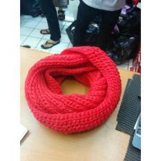 Syal Infinity / Syal Ring / Syal Kalung - X43vlx