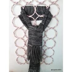 Syal rajut handmade dewasa scarf shawl