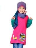 Katalog Syamsakids Baju Muslim Anak Sl028 Multicolor Terbaru