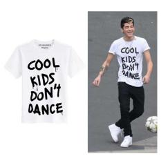 Diskon Produk Sz Graphics Cool Kids T Shirt Pria Kaos Pria Putih