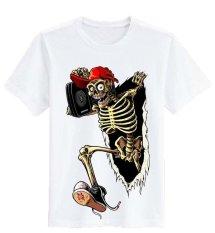 Beli Sz Graphics Dj Bone Kaos Distro T Shirt Pria Kaos Raglan Pria T Shirt Fashion Pria Kaos Fashion Pria Kaos Cowok T Shirt Cowok Hitam Putih Pake Kartu Kredit