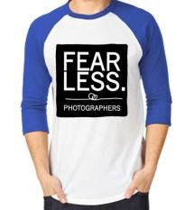 Harga Sz Graphics Fearless Photographer Kaos Distro T Shirt Raglan 3 4 Pria Kaos Raglan 3 4 Pria T Shirt Pria Kaos Pria T Shirt Kaos Distro Pria Biru Putih Sz Graphics Baru