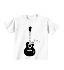 Diskon Produk Sz Graphics Guitar Melody T Shirt Anak Kaos Anak T Shirt Fashion Anak Putih