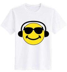Spesifikasi Sz Graphics Mr Dj T Shirt Wanita Kaos Wanita T Shirt Fashion Wanita T Shirt Kaos Distro Wanita Putih Yang Bagus Dan Murah