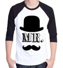 Diskon Sz Graphics Mr T Shirt Pria Kaos Raglan Pria T Shirt Kaos Distro Pria T Shirt Pria Hitam Putih