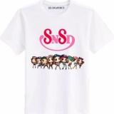Harga Sz Graphics T Shirt Wanita Kaos Wanita T Shirt Fashion Wanita Snsd Online