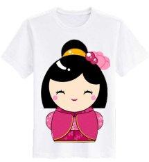 Ulasan Mengenai Sz Graphics T Shirt Wanita Little Princess Putih