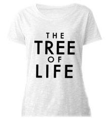 Promo Sz Graphics Tree Of Life T Shirt Wanita Kaos Slub Putih Sz Graphics