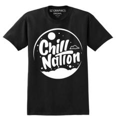 Harga Sz Graphics Chill Nation Navy T Shirt Pria Wanita Kaos Pria Wanita T Shirt Fashion Pria Wanita T Shirt Distro Pria Wanita Kaos Distro Pria Wanita Hitam Termurah