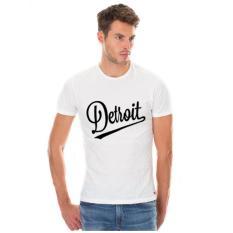 Beli Sz Graphics Detroit T Shirt Pria Wanita Kaos Pria Wanita T Shirt Fashion Pria Wanita T Shirt Distro Pria Wanita Kaos Distro Pria Wanita Putih Pake Kartu Kredit