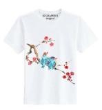 Jual Sz Graphics Spring T Shirt Wanita Kaos Wanita T Shirt Fashion Wanita T Shirt Distro Wanita Kaos Distro Wanita Putih Import