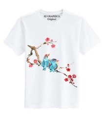 Review Tentang Sz Graphics Spring T Shirt Wanita Kaos Wanita T Shirt Fashion Wanita T Shirt Distro Wanita Kaos Distro Wanita Putih