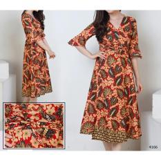 T Os Dress Kimono Palem Batik T Os Diskon 40