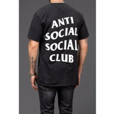 Ulasan Lengkap Tentang T Shirt Anti Social Social Club Hitam