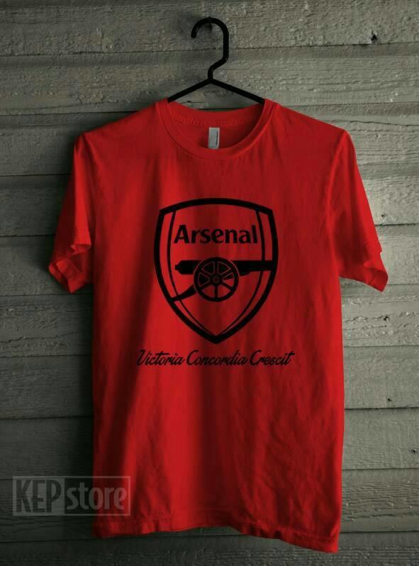 Pencarian Termurah T-Shirt Arsenal Victoria Concordia Crescit harga penawaran - Hanya Rp65.760